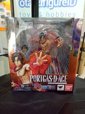 Figuarts Zero Portgas D. Ace Battle Ver