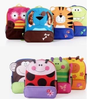 Prescholler Backpack | Tas Ransel Anak - XT105