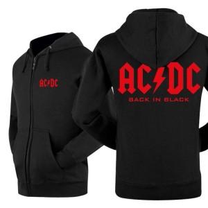 swrater band ac/dc/jaket/zipper/hoodie