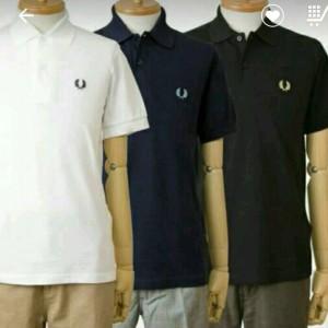 kaos kerah hurley/polo shirt/kaos berkerah