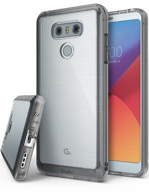 Ringke LG G6 Case Fusion - Smoke Black