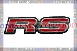 Emblem RS ORI Grand All New Jazz 2014