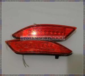 Reflektor LED / Nyala / Lampu ( Sein,Strobo ) / mata kucing Honda HR