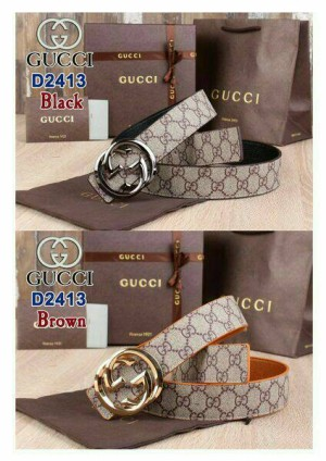 Tali Pinggang Wanita Belt Gucci Bolbal D2413