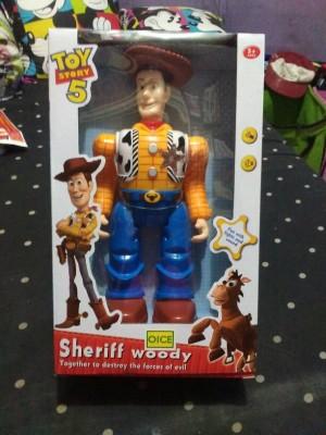 robot sheriff woody