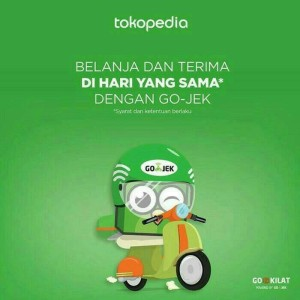 [INFO] Peraturan Gosend by Gojek Same Day Service