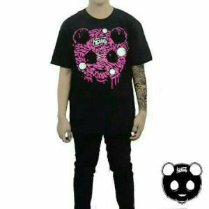 Tshirt Panda Purple