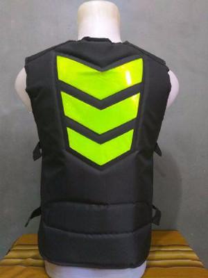 Rompi Bikers Reflector / Body Protector / Alas Dada
