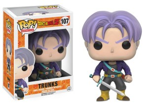 Funko POP! Dragon Ball Z - Trunks