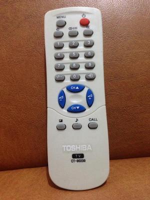 Remot Tv Toshiba LCD/LED/Tabung