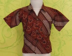 Hem Batik Anak F0056