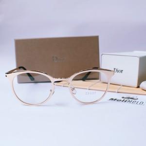 Frama Kacamata Dior Unisex 3201 Silver Murah