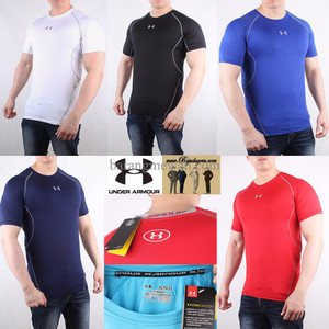 EXCLUSIVE T-SHIRT / KAOS UNDER ARMOUR COOLSWITCH COMPRESSION (T UA CSC
