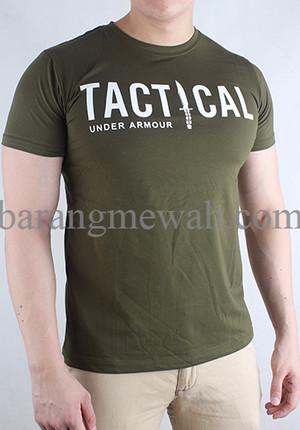 PROMO T-shirt / Kaos Under Armour High Grade Tactical Edition (code T