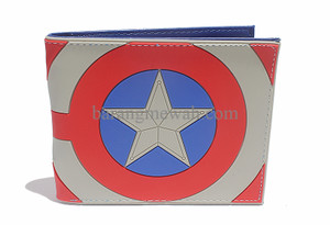 EXCLUSIVE Wallet / Dompet CAPTAIN AMERICA Marvel Limited Edition (code