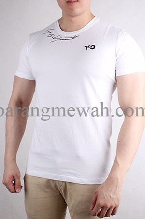 SPECIAL T-Shirt / Kaos Adidas Yohji Tamamoto Edition (code T YOH 6) LI