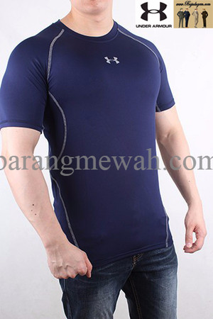 PROMO T-SHIRT / KAOS UNDER ARMOUR COOLSWITCH COMPRESSION ( T UA CSC 13