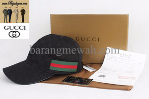 SPECIAL Topi Gucci Mirror 1:1 Quality Grade (GCH 3) LIMITED EDITION