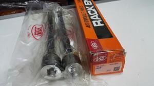 Rack end/long tie rod kijang kapsul merk 555 japan