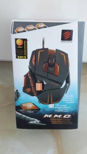 Mouse Mad Catz MMO7