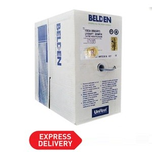 BELDEN Kabel UTP CAT5e ORIGINAL 100%