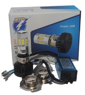Led 6 Sisi 2 Set /Sepasang untuk reflektor dual keen headlamp lampu OK