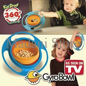 Promo Mangkok Anti tumpah/ Gyro Bowl