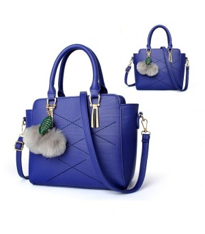 80717 BLUE Tas Impor Hand Bag Import