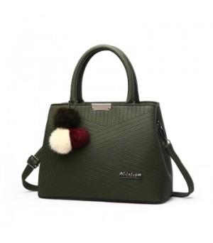 80715 GREEN Tas Import Hand Bag Impor