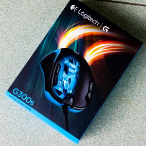 MOUSE LOGITECH G300S / GAMING