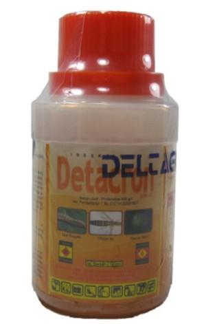 Obat Pertanian Pembunuh Serangga Insektisida DETACRON 500EC [100 ml ]