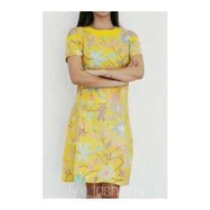 Dress Batik 013