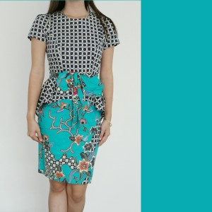 Dress Batik 006