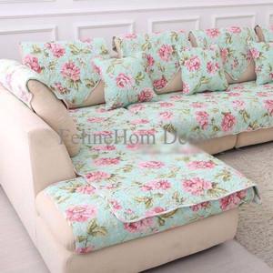 Tosca Idyllic Sumer Sofa Cover - 90*240 / Alas Sofa Bunga