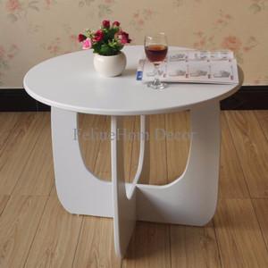Big Round Coffee Table / Meja Ngopi Bulat Besar