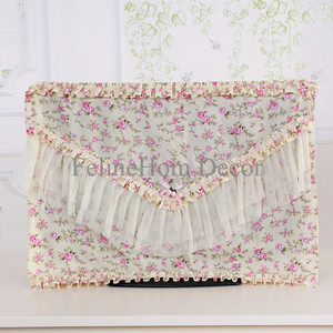 """Princess Floral LCD TV Cover 32"""" / Tutup LCD TV"""