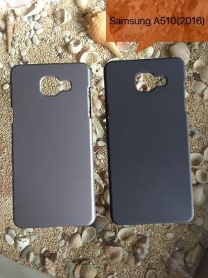 Promo Hardcase Samsung A5 2016 / A510 Cover Cassing Case Polos Silver