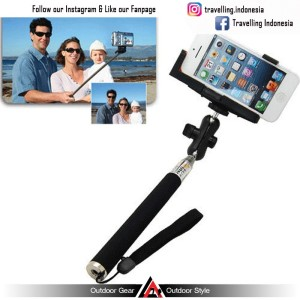 Tongsis Monopod High Quality - Z07-3 for Iphone 4 and Iphone 5