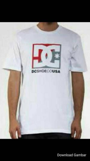 Tshirt/Baju/kaos Distro DC terkeren