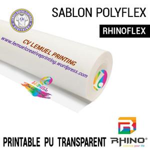 POLYFLEX PRINTABLE PU TRANSPARENT