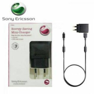 Charger Sony Ericsson / Experia EP-800 Green Heart Original 100%