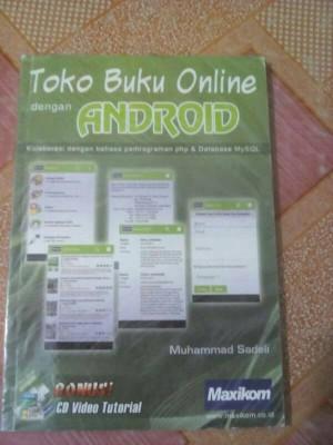 Toko buku online ANROID