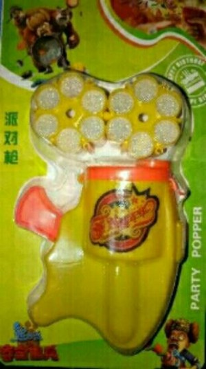 Party popper