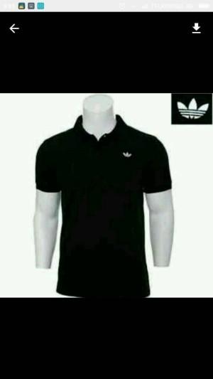 Polo shirt/Tshirt/Kaos kerah adidas