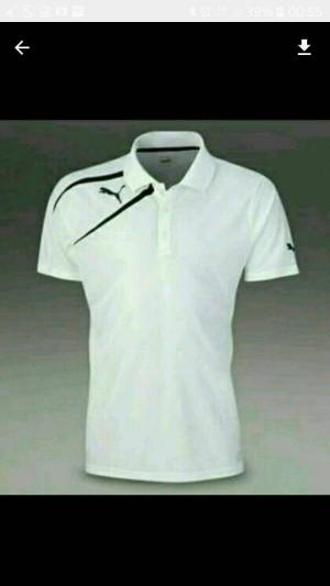 Polo shirt/Tshirt/Kaos Kerah Puma
