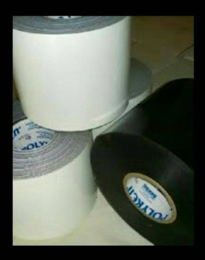 "Poliken wrapping Tape 6""incix100Fit."