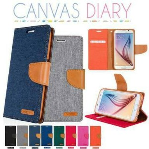 CANVAS A7 2017 Flipcase MERCURY Diary SAMSUNG A720 2017