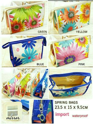 FLower Bag (isi 2)