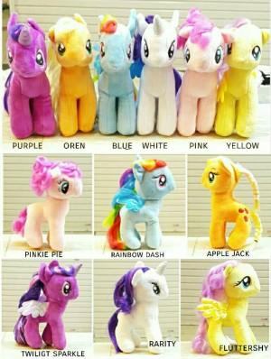 Maskot Pony