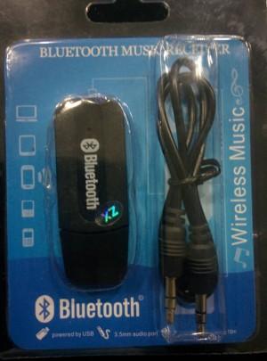 usb bluetooth receiver audio